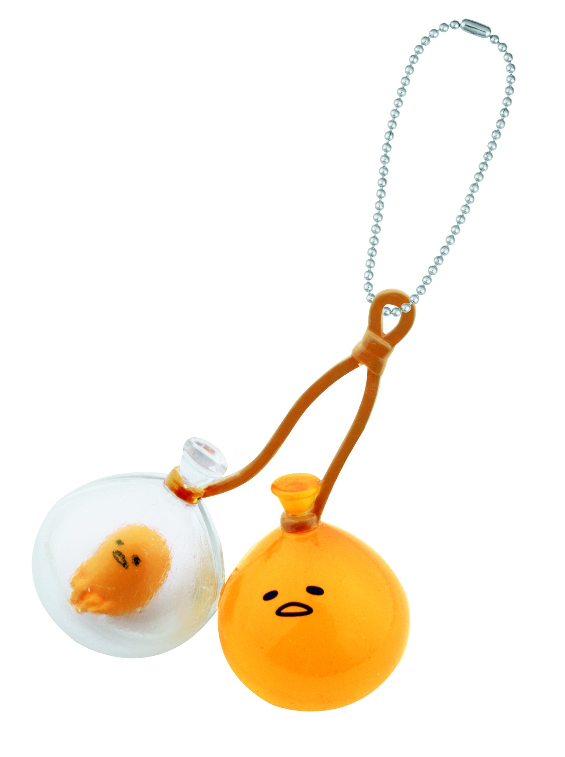 Full set Box 8 packages miniature figure Gudetama Japanese Festival Mascot by Re-Ment from Japan by Re-Ment (Image #8)