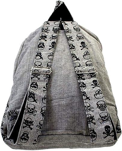 Fair Trade Skull Backpack