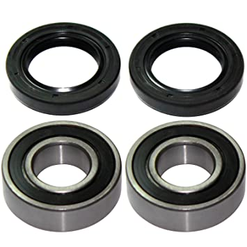 Amazon.com: Caltric Front Wheel Ball Bearings & Seals Kit ...