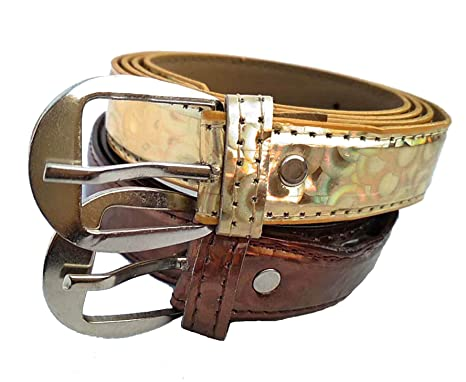 8eb01259f Forever99 Women's PU Leather Belts, ladies belt for jeans, girls belt for  jeans, combo 2 belts: Amazon.in: Clothing & Accessories
