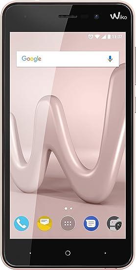 Wiko Lenny 4 16GB SIM Doble 16GB Oro Rosado: Amazon.es: Electrónica