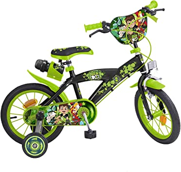 TOIMSA Ben 10 – Bicicleta Niño 16