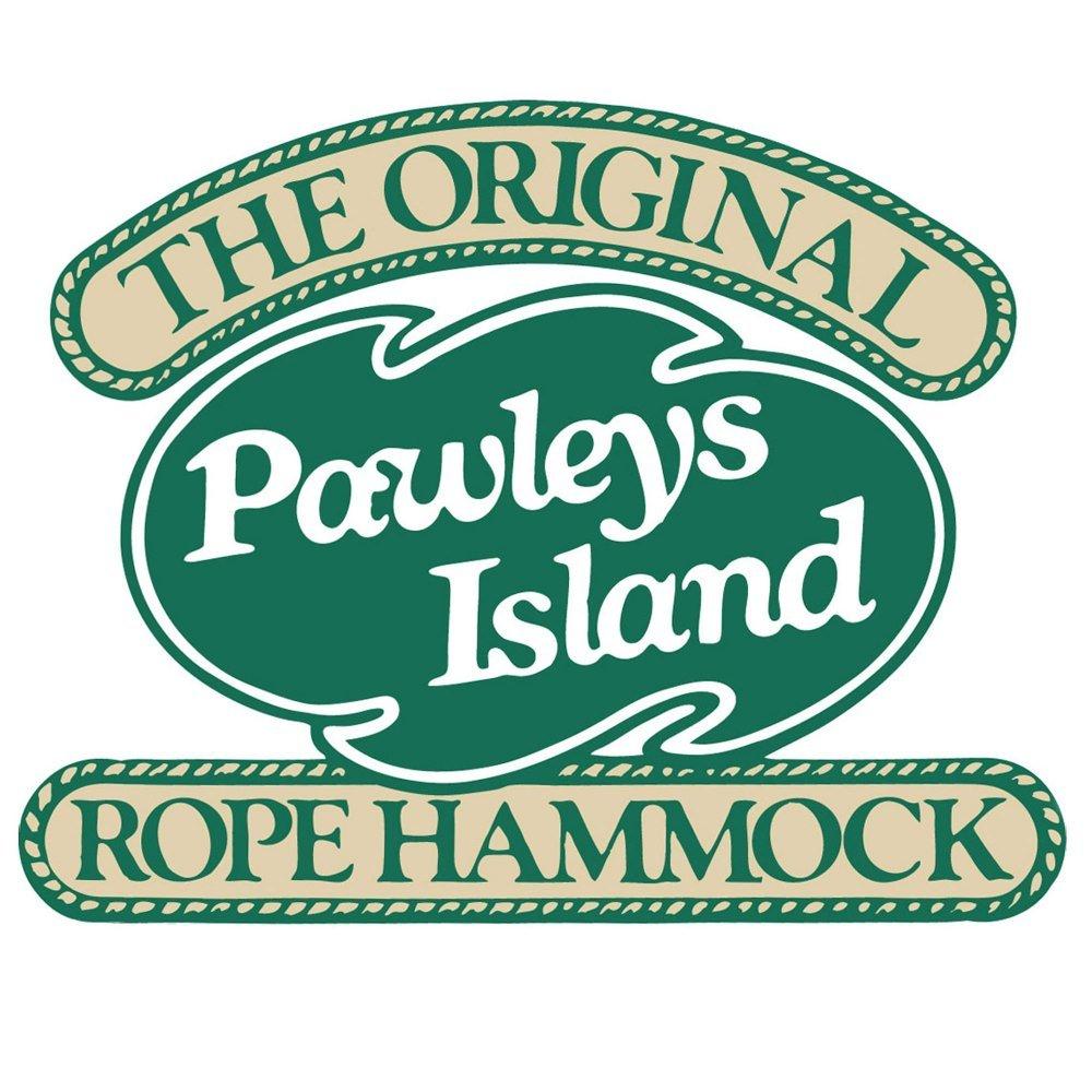 amazon     pawleys island hammocks large original duracord rope hammock   coastal blue   rope hammock for tree hanging   garden  u0026 outdoor amazon     pawleys island hammocks large original duracord rope      rh   amazon