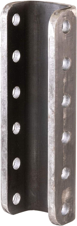 11-3//4-Inch High 2-3//4 I.D CURT 48651 SecureLatch Lunette Ring Channel