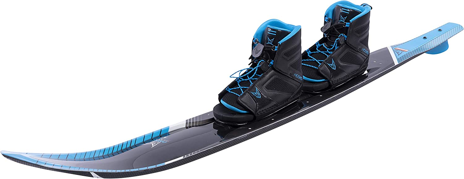 HO Sports 2019 Omni Water Skis 69 Inches with FreeMax Boot Double 7-11, 10-15