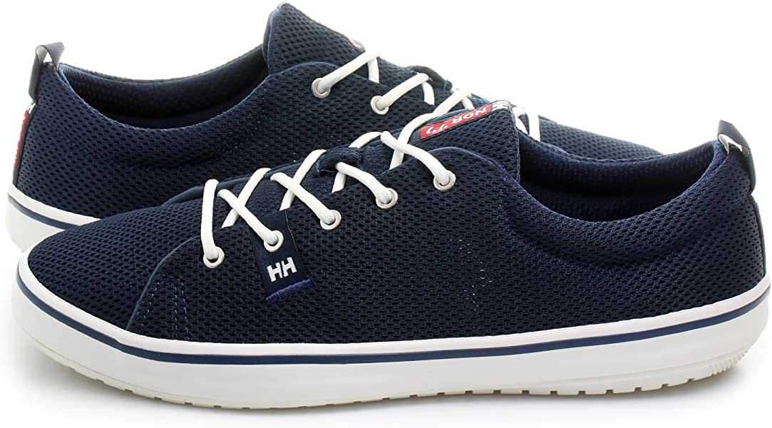 Helly Hansen Scurry 2 Mocasines, Hombre, Azul (Navy/White/Red 597