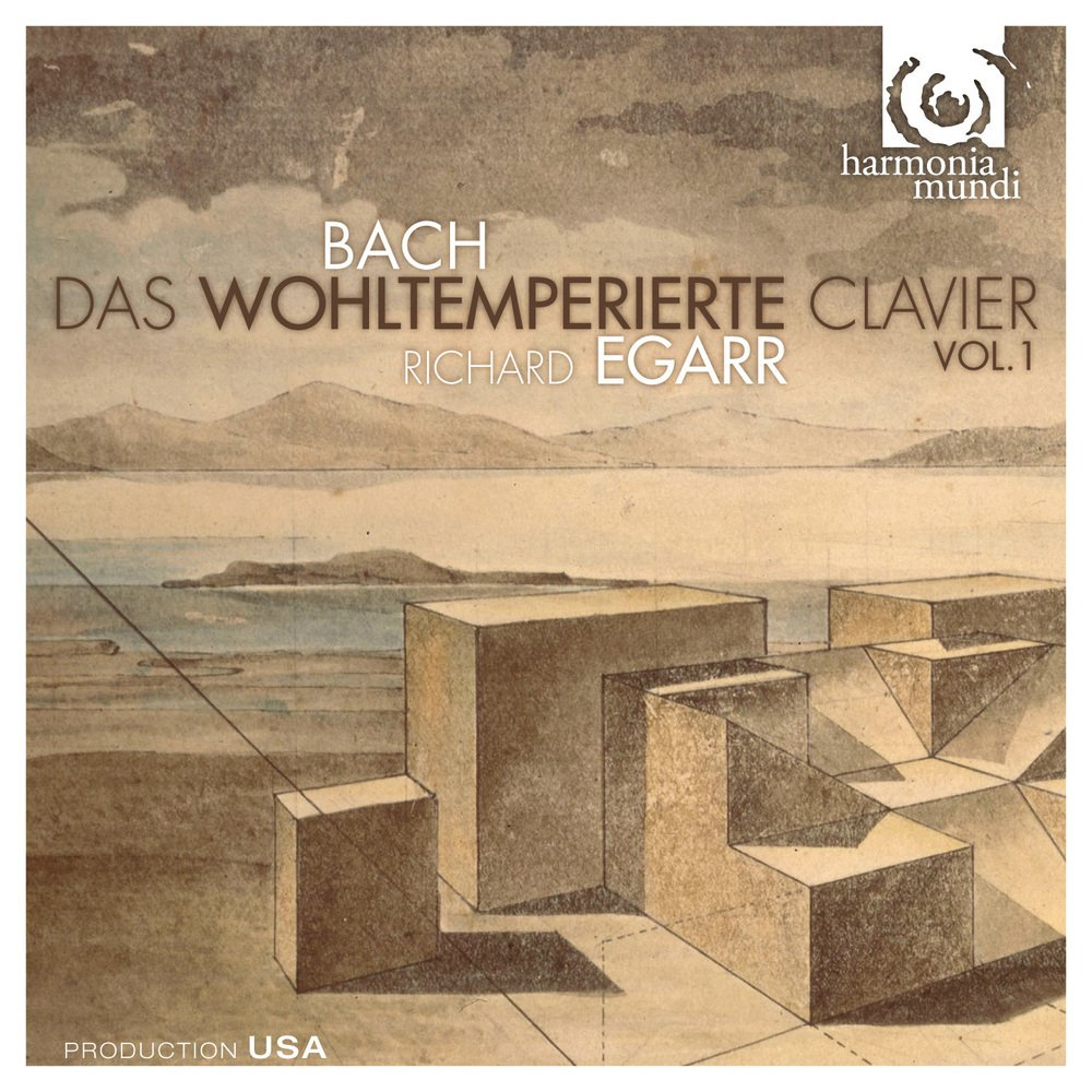 J.S. Bach: Well-Tempered Clavier Vol 1