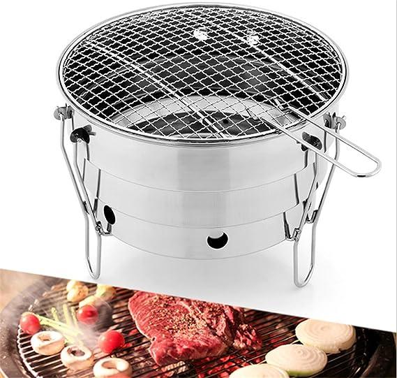 Yeying123 Estufa Perfect Flow Grill, Estufas Portátiles para Picnic, Barbacoa, Campamento, Senderismo: Amazon.es: Deportes y aire libre