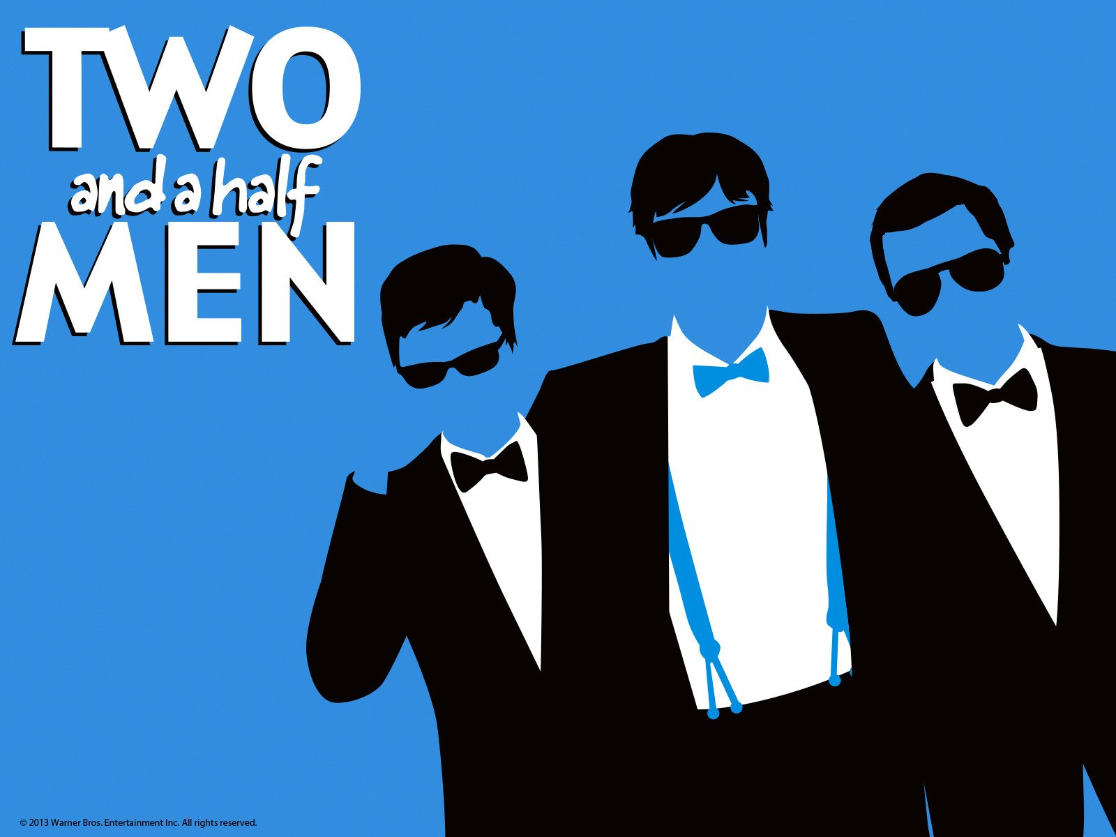 two and a half men jennys freundin