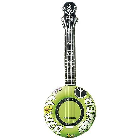 Widmann – AC1711 – Guitarra Hippie hinchable varios 100 cm , Modelos/colores Surtidos,