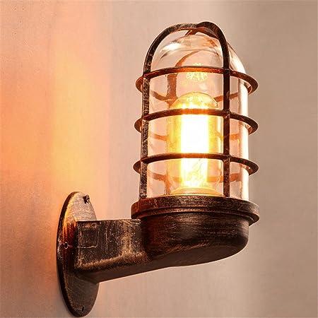 JJZHG Lámpara de Aplique Pared Interior Pasillo lámpara de Pared ...
