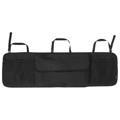 Basics Backseat Trunk Organizer: Automotive