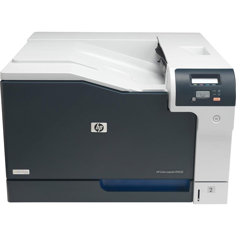 HP Impresora HP Color Laserjet Color Professional CP5225dn ...