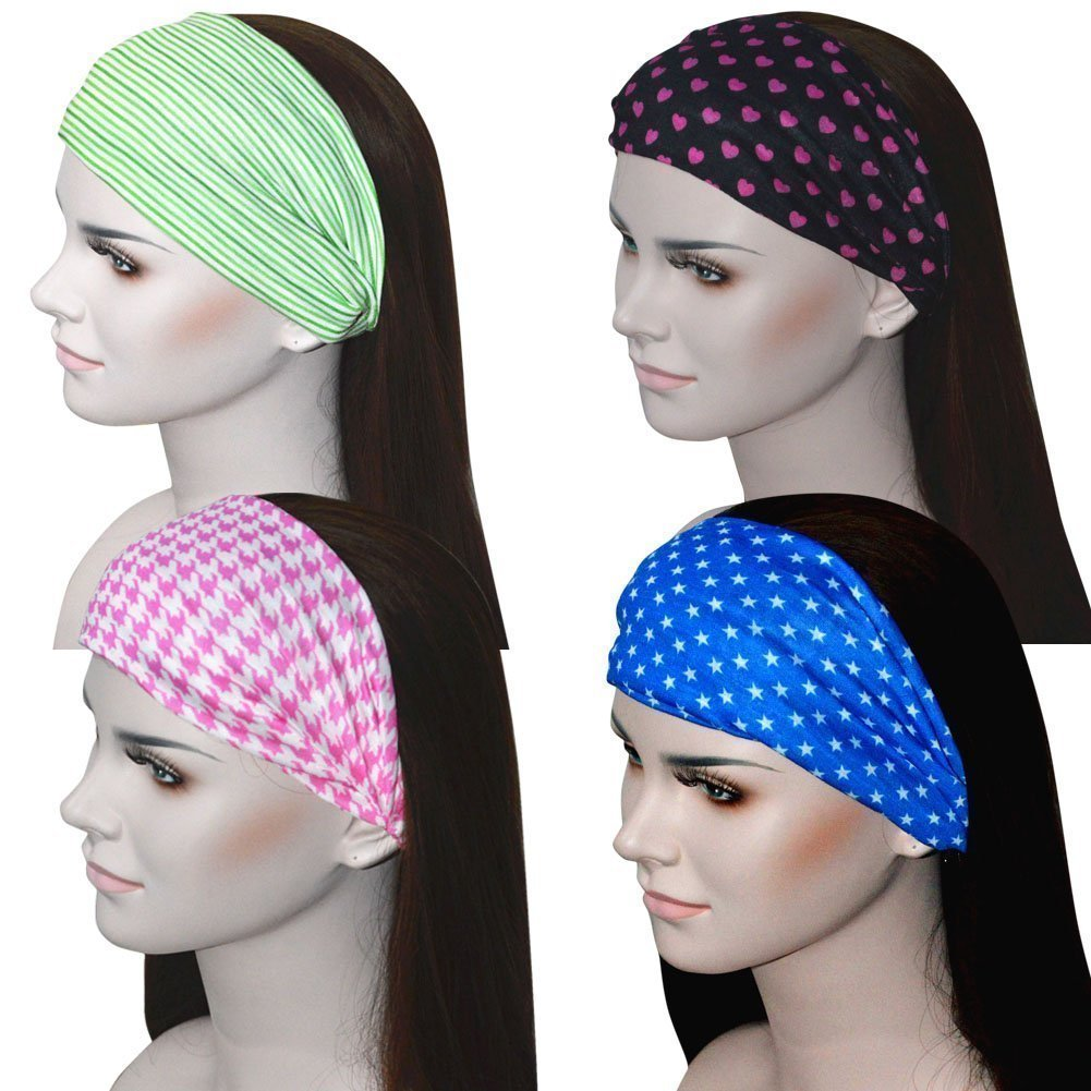 How to tie a bandana on your head - it will not hurt to know