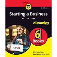 Starting a Business All-in-One For Dummies (For Dummies (Business & Personal Finance))
