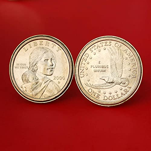 uncirculated coins Golden Polish Eagle cuff links-beautiful