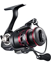 Piscifun Honor Spinning Reel - Lightweight Ultra Smooth Powerful Spinning Fishing Reels 10+1 Shielded Bearings Sealed Drag
