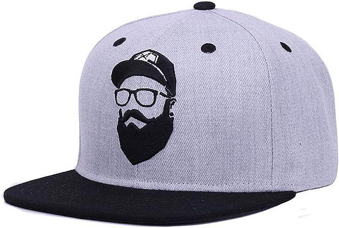 Unbranded Gray Gorras de béisbol Mujer KPOP Hip Hop Cap al Aire ...