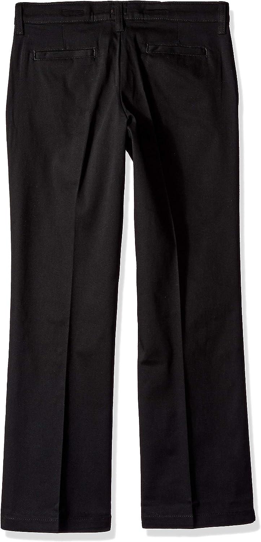 Dickies Big Girls Stretch Straight Leg Pant Plus Sizes