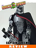 LEGO Star Wars Captain Phasma Ultra Build Review (75118)