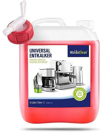 Descalcificador para cafetera concentrado liquido 5 litros - Compatible con marcas Delonghi Dolce Gusto Nespresso Seaco
