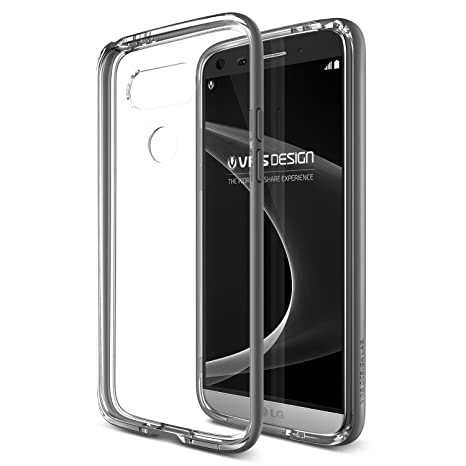 VRSdesign® Carcasa Transparente Crystal Bumper | LG G5 ...
