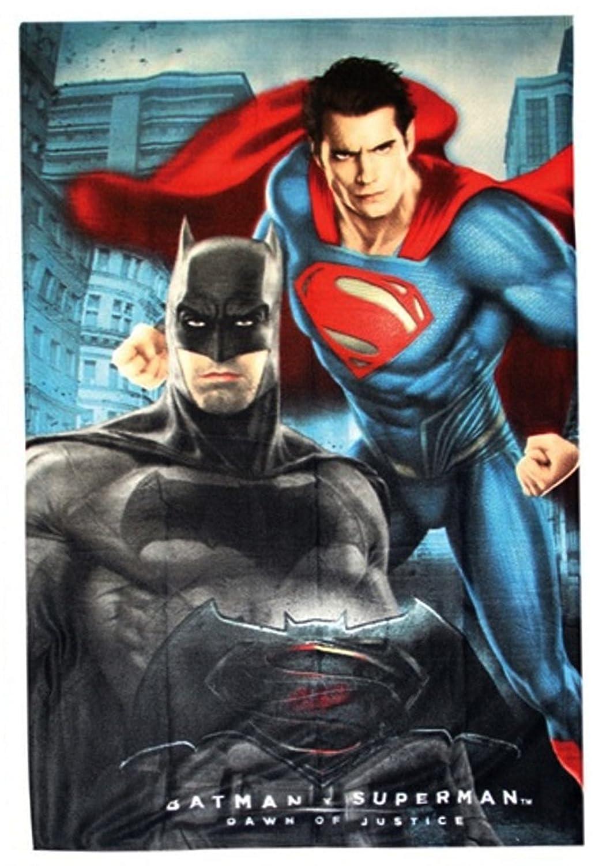 DC Comics Batman Vs Superman Fleece Blanket 11343#54818
