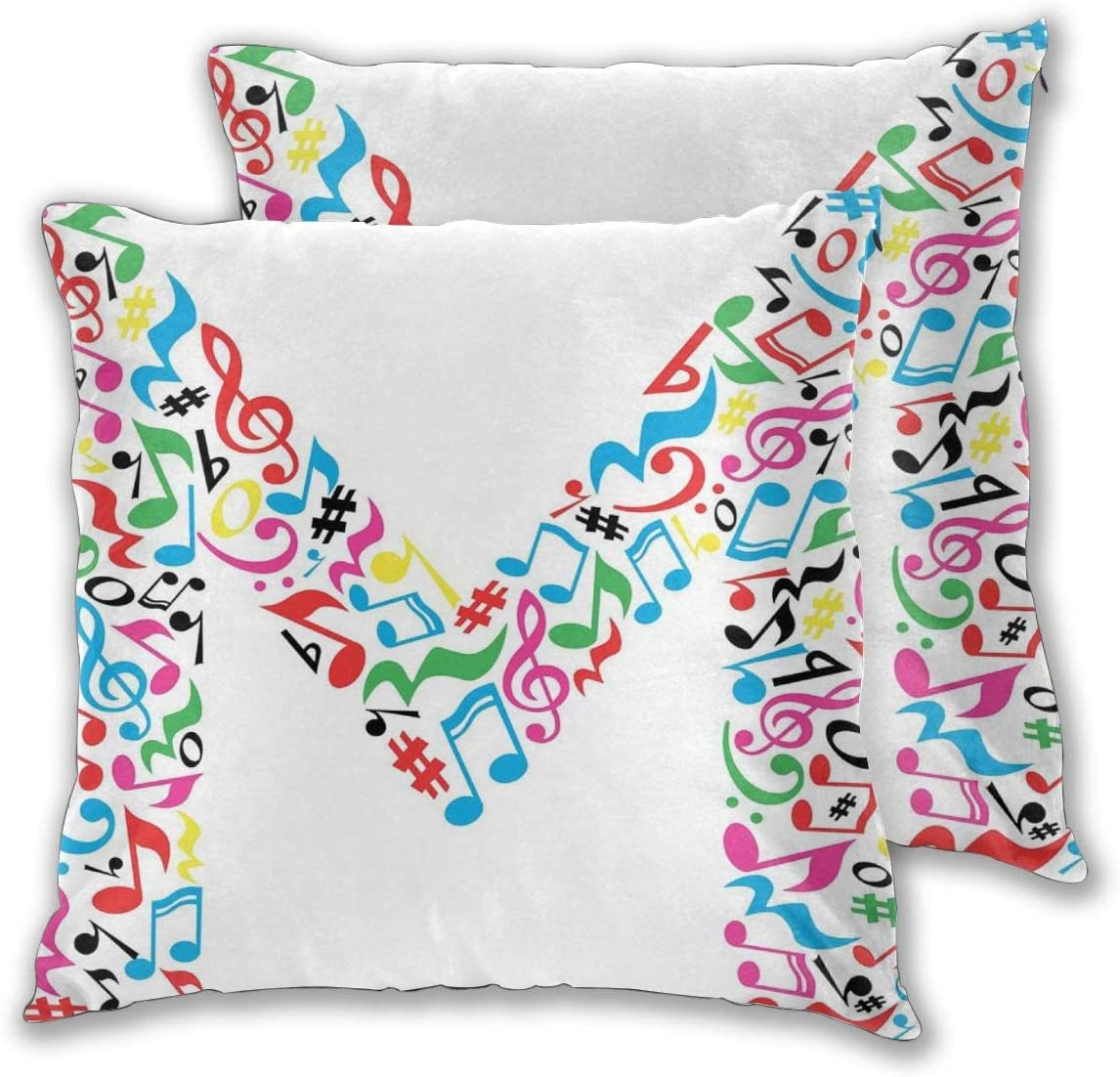 Decor Pillow Covers Polyester Plush