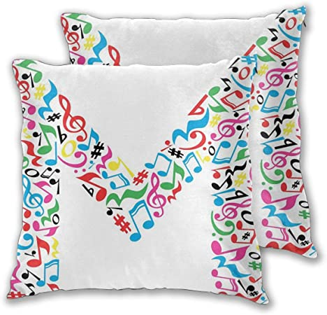 Decoration Plush Square Pillow Case