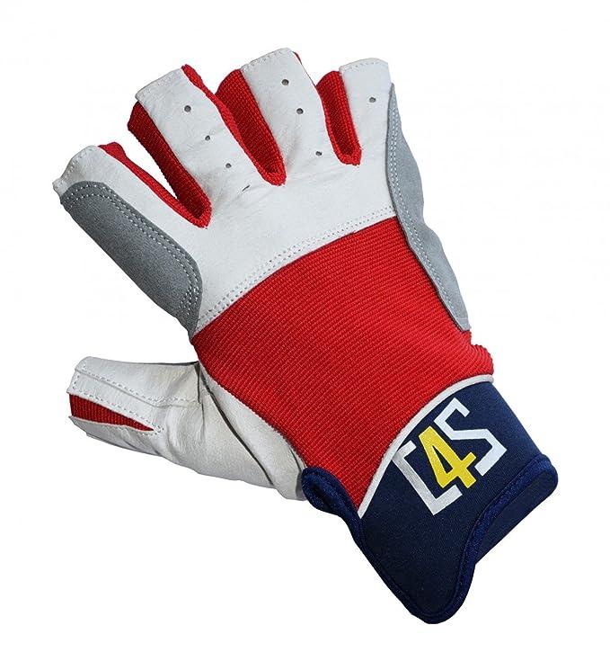 Dry Fashion Protection Segelhandschuhe 2 Finger frei Wassersport Regatta Gloves Bekleidung Bootsport