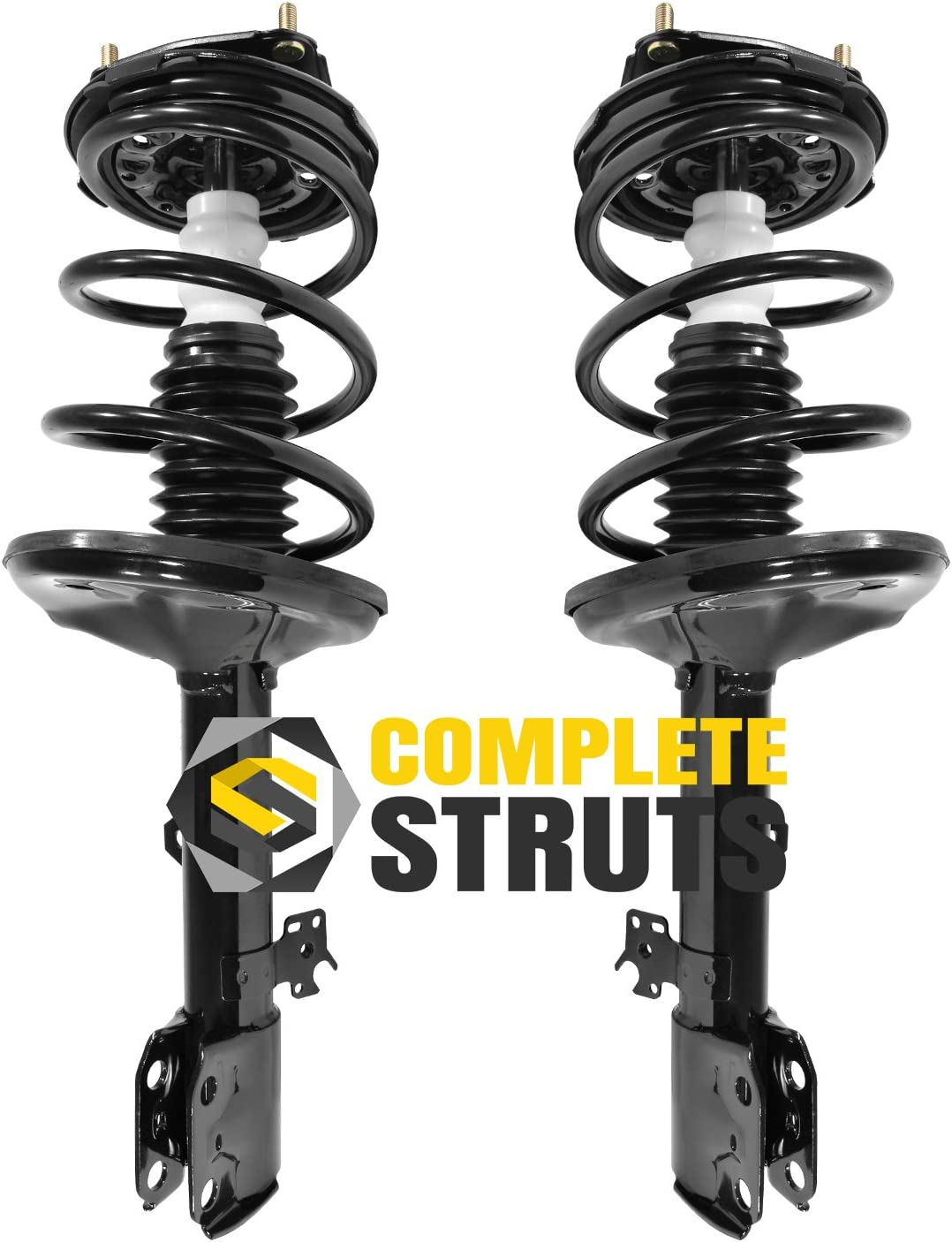 Front Left Quick Complete Strut /& Coil Spring Assembly for 1996-2000 Toyota RAV4