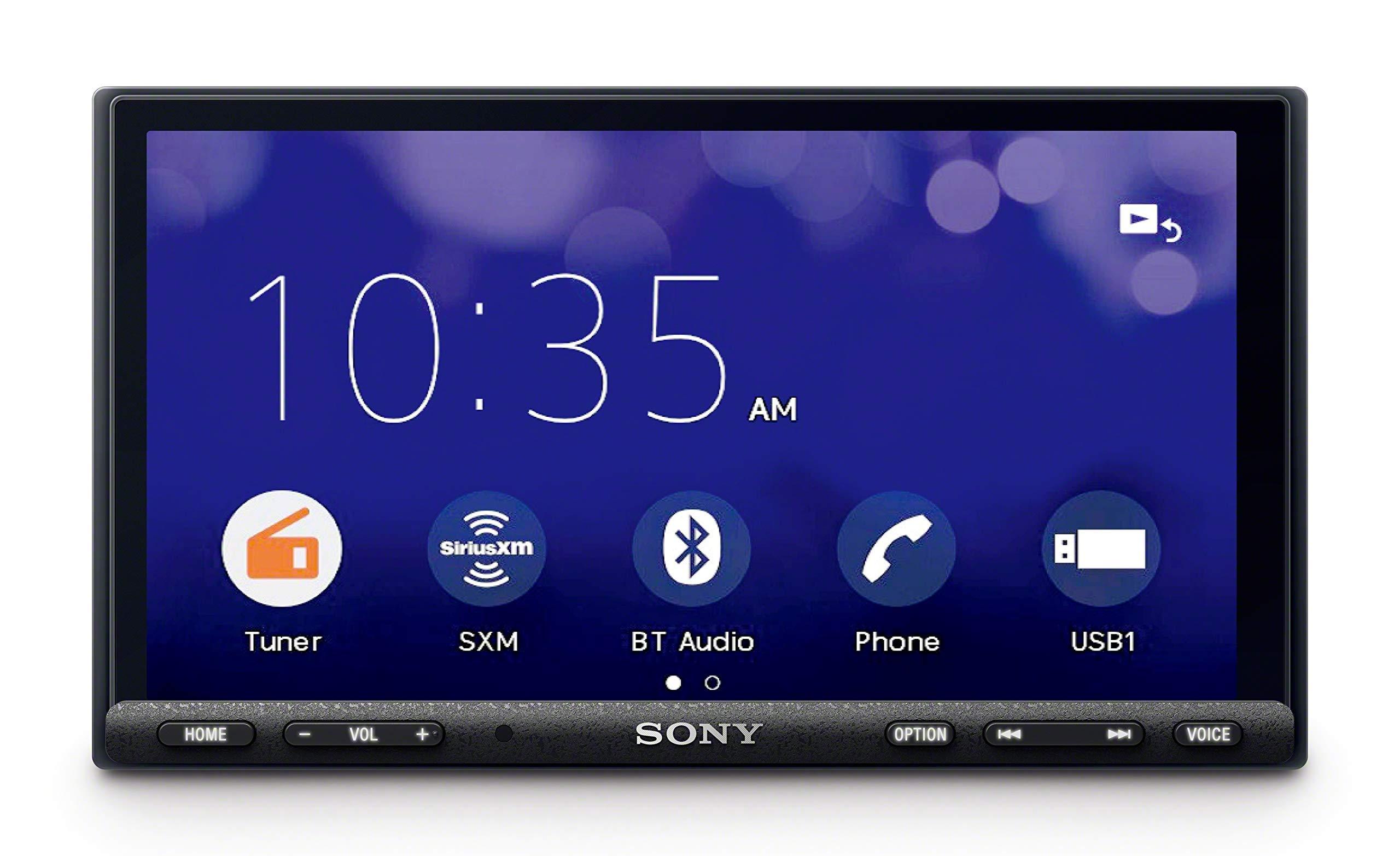 """Sony XAV-AX7000 6.95""""Apple Carplay/Android Auto High Power Media Receiver"""