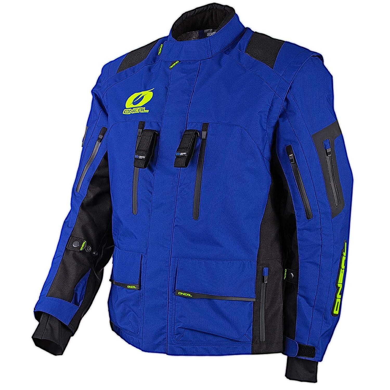 O/'Neal Baja Protektoren Hose Grau MX Motocross Enduro Offroad DH Downhill MTB