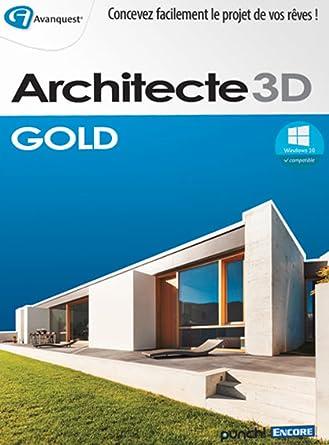 Architecte 3D Gold 2016 V18