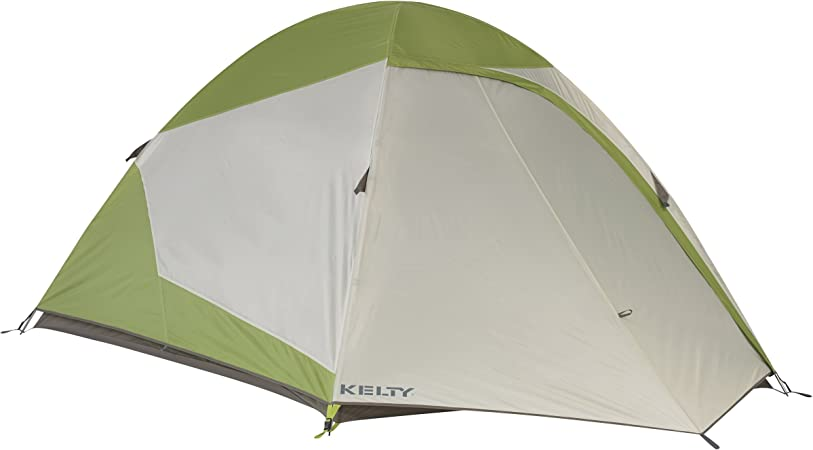 Kelty Grand Mesa Tent – 2 to 4 Person Camping and Backpacking Tents