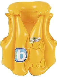 e40826f29 Bestway Swim Safe Premium Inflatable Swim Vest 51 x 46cm 3-6 years ...
