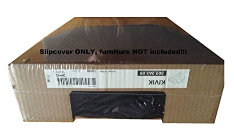 Amazon.com: IKEA KIVIK 2 plazas sofá Cover Loveseat ...