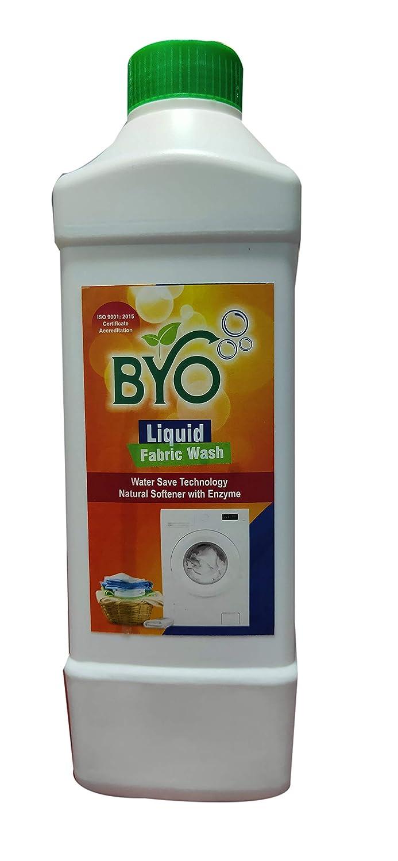 BYO Liquid Fabric Wash_1L
