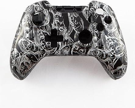 Carcasa de Control Personalizado para Xbox One, Diseño de Zombie ...