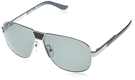 7f76db367a Image Unavailable. Image not available for. Colour  Salvatore Ferragamo  SF137SP 717 Polarized Sunglasses