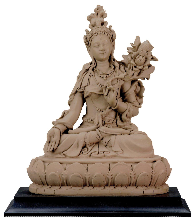 Large Avalokiteshvara Tibetian Buddhism Statue – 10 inch H