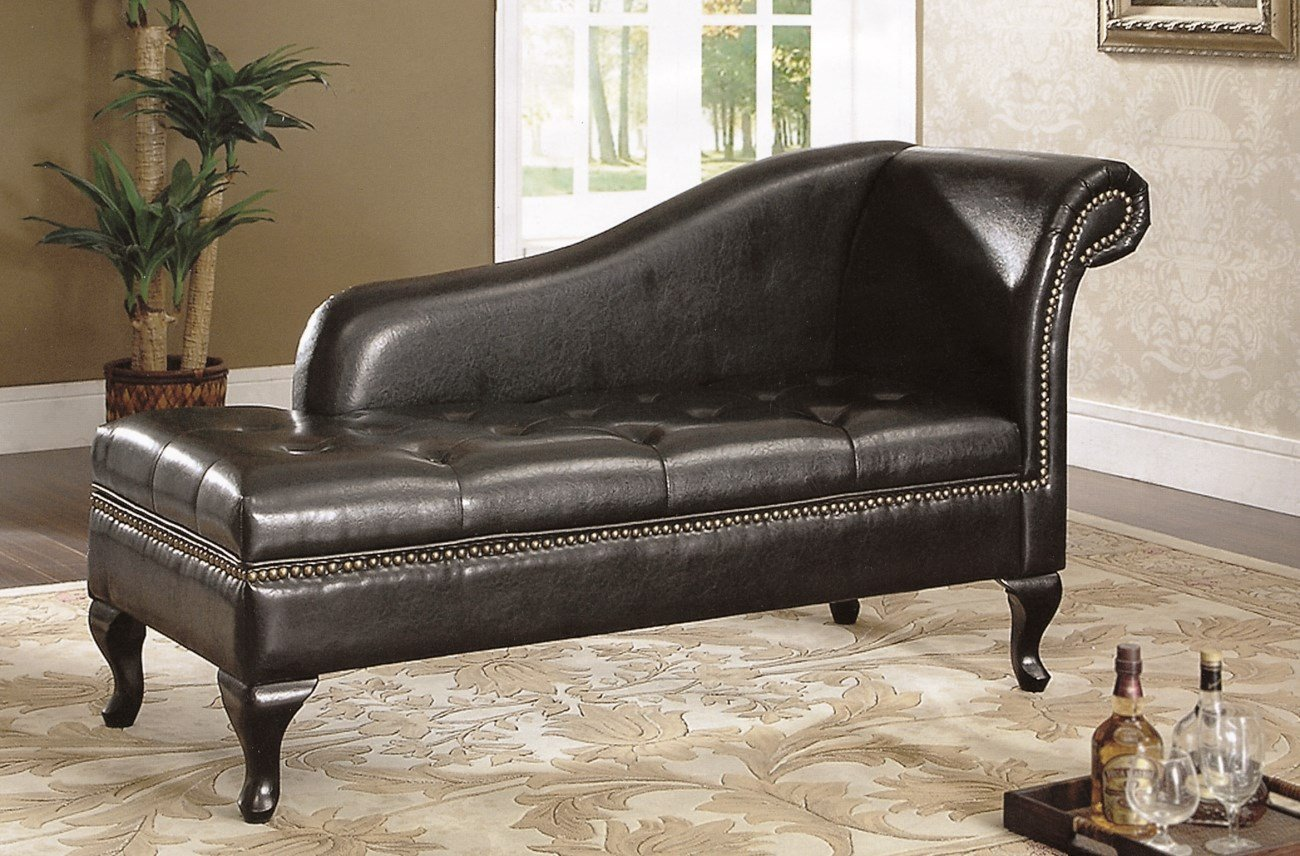 products chaise and brown console damacio ashley reclining w by item sectional design back dark rec signature press