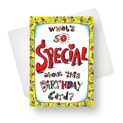 Northern Cards - Tarjeta de felicitación de cumpleaños (6 ...