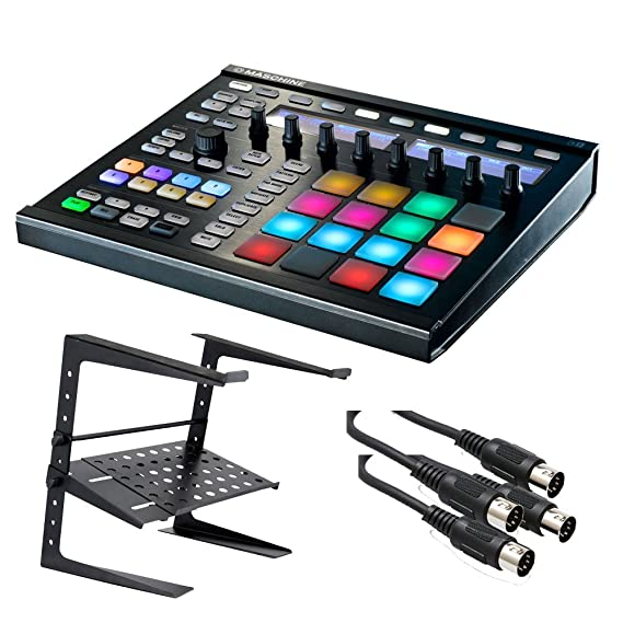 Amazon com: Native Instruments Maschine MK2 Groove Production Studio