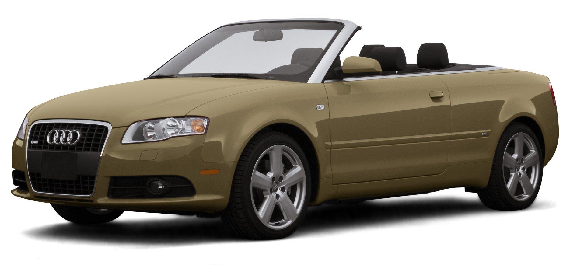 Amazoncom Audi A Quattro Reviews Images And Specs Vehicles - Audi a4 2007