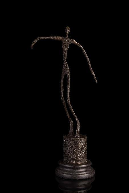 MOGANA Esculturas Estatua Accesorios Ornamento Objetos Decoracion Modernos Artesanías De Bronce, Esculturas De Bronce, Decoraciones para El Hogar, Decoraciones De Estilo Europeo, Esculturas Famosas: Amazon.es: Hogar