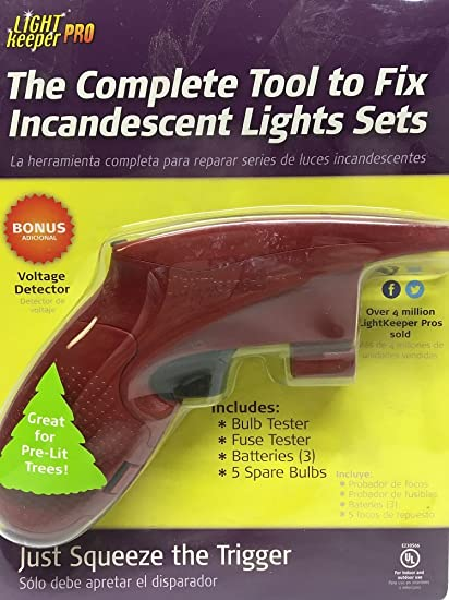 Fix Christmas Lights.Light Keeper Pro The Complete Tool For Fixing Your Christmas Lights
