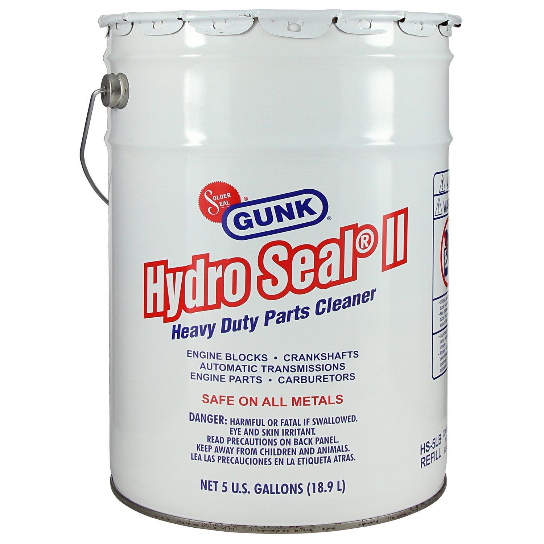 Gunk HS5LB Hydro Seal Heavy Duty Parts Cleaner - 5 Gallon by Gunk