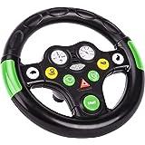 BIG Spielwarenfabrik Big 800056488 - Bobby Cars, Zubehör Traktorensounds Wheel, Schwarz, Grün