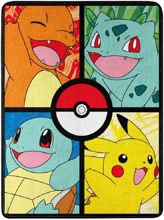 Pokémon Throw Blanket